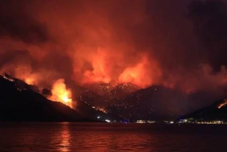 Yangına Yardım Eden Ülkeler 2021 Türkiye İçin Dua Et